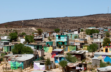 langa-township